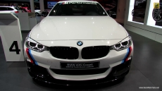 2014 BMW 4-Series 435i Coupe M-Performance at 2013 Frankfurt Motor Show