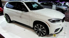 2014 BMW X5 xDrive 35i M-Performance at 2014 Chicago Auto Show