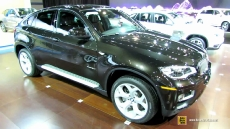 2014 BMW X6 xDrive 50i at 2014 Chicago Auto Show