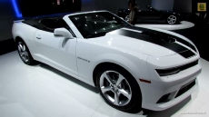 2014 Chevrolet Camaro Convertible - Debut at 2013 Frankfurt Motor Show