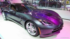 2014 Chevrolet Corvette Stingray at 2013 Toronto Auto Show
