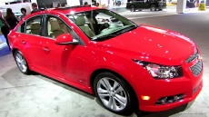 2014 Chevrolet Cruze RS LTZ at 2013 Los Angeles Auto Show