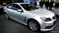 2014 Chevrolet SS Debut at 2013 NY Auto Show