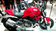 2014 Ducati Monster 1200 at 2013 EICMA Milan Motorcycle Exhibition