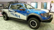 2014 Ford F150 SVT Raptor Shelby at 2013 Los Angeles Auto Show