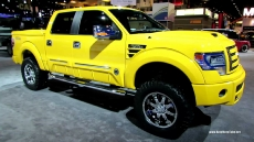 2014 Ford F150 Tonka Edition at 2014 Chicago Auto Show