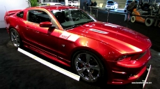 2014 Ford Mustang Saleen 302 at 2014 Chicago Auto Show