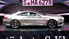 2014 Mercedes-Benz S-Class Coupe at 2013 Frankfurt Motor Show