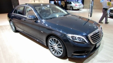 2014 Mercedes-Benz S-Class S500 at 2013 Frankfurt Motor Show