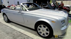 2014 Rolls-Royce Phantom Drophead Coupe at 2014 Chicago Auto Show