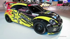 2014 Volkswagen Beetle Racing Car at 2014 Chicago Auto Show