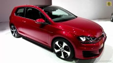 2015 Volkswagen Golf GTI at 2013 NY Auto Show