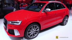 2015 Audi RS Q3 at 2015 Geneva Motor Show