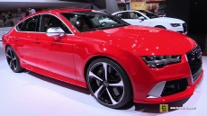 2015 Audi RS7 at 2015 Detroit Auto Show