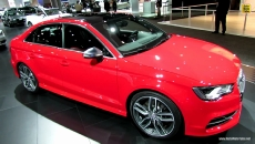 2015 Audi S3 at 2013 Los Angeles Auto Show