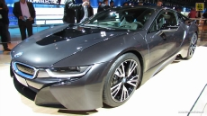 2015 BMW i8 - Debut at 2013 Frankfurt Motor Show