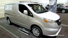 2015 Chevrolet City Express Van at 2014 Chicago Auto Show