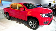 2015 Chevrolet Colorado Z71 at 2013 Los Angeles Auto Show