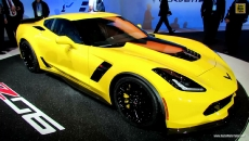 2015 Chevrolet Corvette Z06 at 2014 Detroit Auto Show