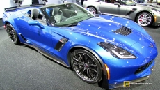 2015 Chevrolet Corvette Z06 Convertible at 2014 New York Auto Show