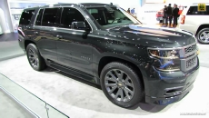 2015 Chevrolet Tahoe LTZ at 2013 Los Angeles Auto Show