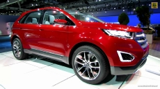 2015 Ford Edge Concept at 2013 Los Angeles Auto Show