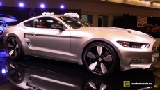 2015 Ford Mustang Rocket 725hp at 2014 Los Angeles Auto Show