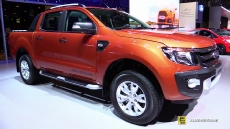 2016 Ford Ranger Wildtrack at 2015 Geneva Motor Show