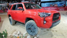 2015 Toyota 4Runner TRD Pro at 2014 Chicago Auto Show