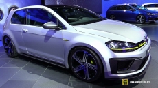 2015 Volkswagen Golf R 400 at 2014 Los Angeles Auto Show