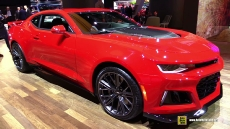 2017 Chevrolet Camaro ZL1 at 2017 Detroit Auto Show