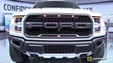 2017 Ford F150 Raptor at 2016 Detroit Auto Show